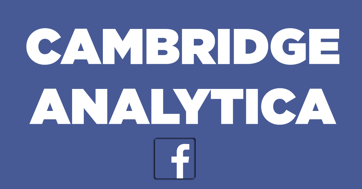 Datos de Cambridge Analytica